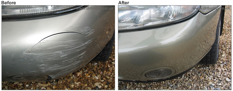 ford mondeo repair image