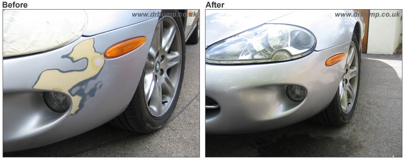 jaguar xk8 repair image